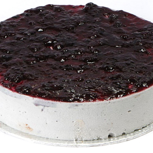 2lbs Blue Berry Mousse Cake from Baba Bakers