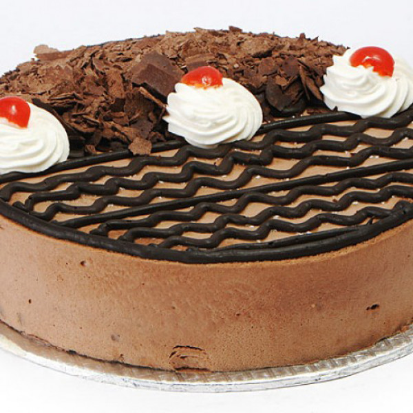 2lbs Chocolate Mousse Cake from Baba Bakers