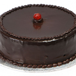 2lbs  Tripple Chocolate Cake from Baba Bakers