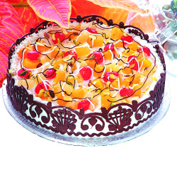 2lbs Mix Fruit Cake from Baba Bakers