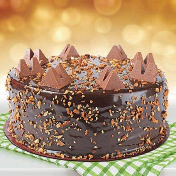 2lbs Toblerone Cake from Bread Beyond