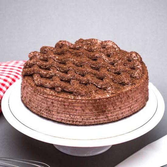 2lbs Classic Hazelnut Cake from Jalal Sons