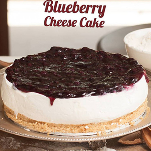 2Lbs Blue Berry Cheese Cake from Kitchen Cuisine
