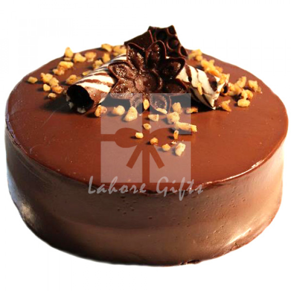 2Lbs Chocolate Brownie Cake from Kitchen Cuisine
