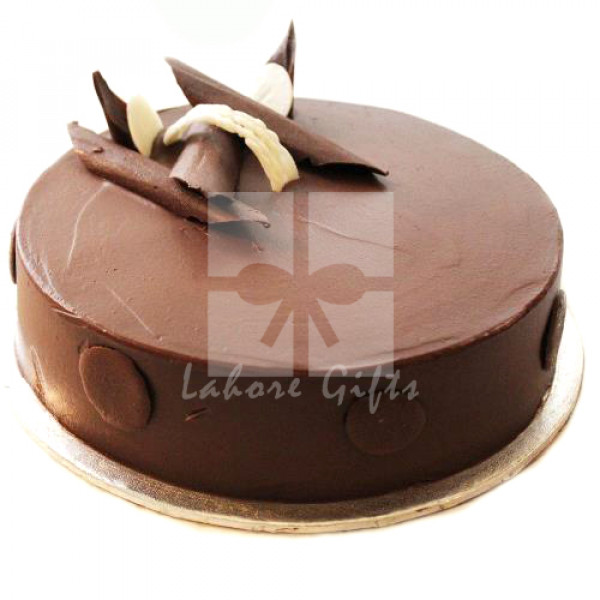 2lbs Double Chocolate Fudge Cake from Kitchen Cuisine
