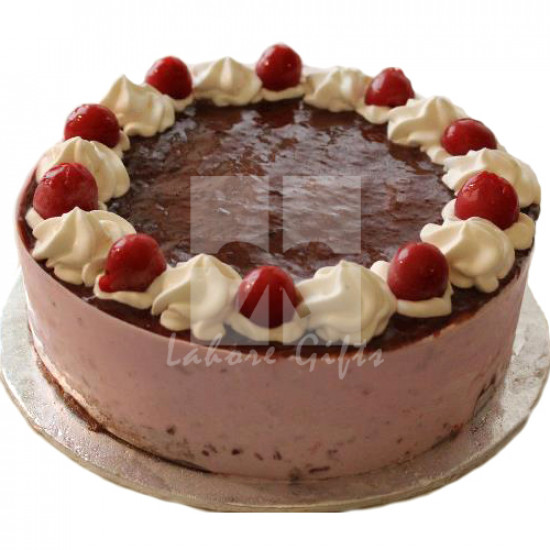 2lbs Strawberry Mousse Cake from Kitchen Cuisine