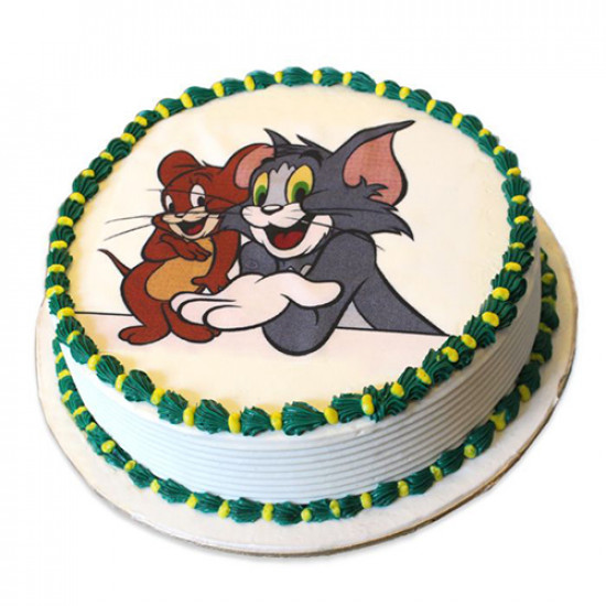 4lbs Tom and Jerry Cake from Kitchen Cuisine