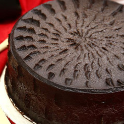 1.5lbs Death by Chocolate Cake from Masoom Bakers