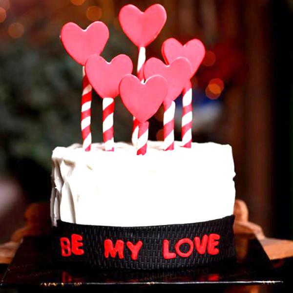 3lbs Be My Love Cake from Redolence Bake Studio
