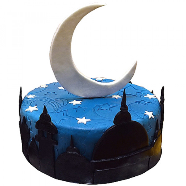 3lbs Chand Raat Cake from Redolence Bake Studio