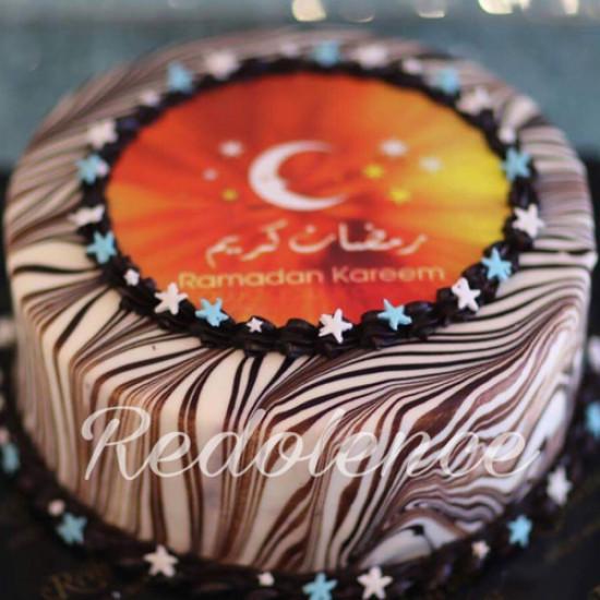 3lbs Ramadan Kareem Cake from Redolence Bake Studio
