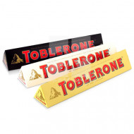 12 Assorted Toblerone Chocolate Bars