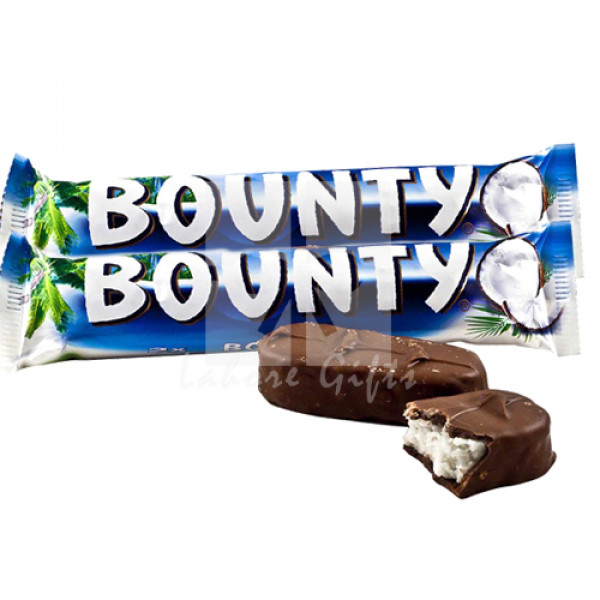 12 Bars Bounty Chocolates