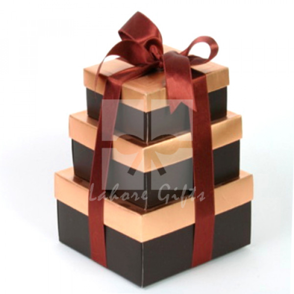 Lals Chocolates Tower Box