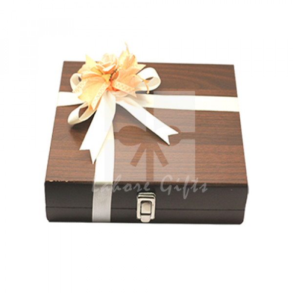 Lals Chocolates Wooden Box