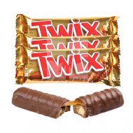 12 Twix Chocolates Bars