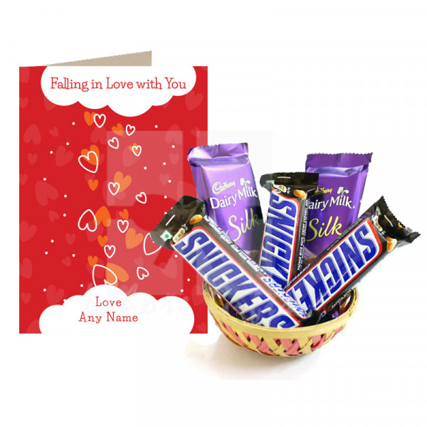 Sweet Lovable Basket