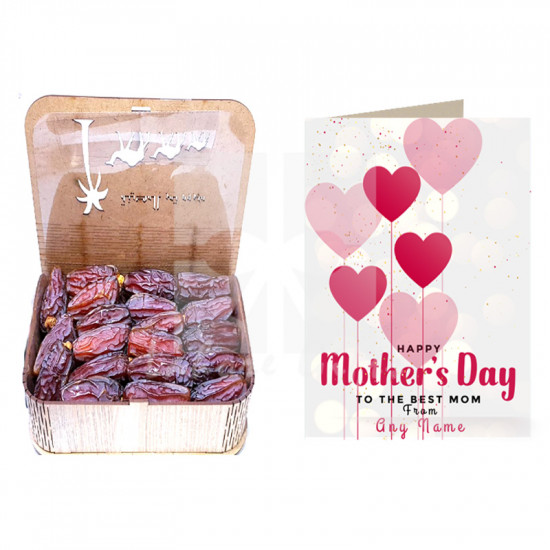 Mothers Day Card with Mabroom Dates