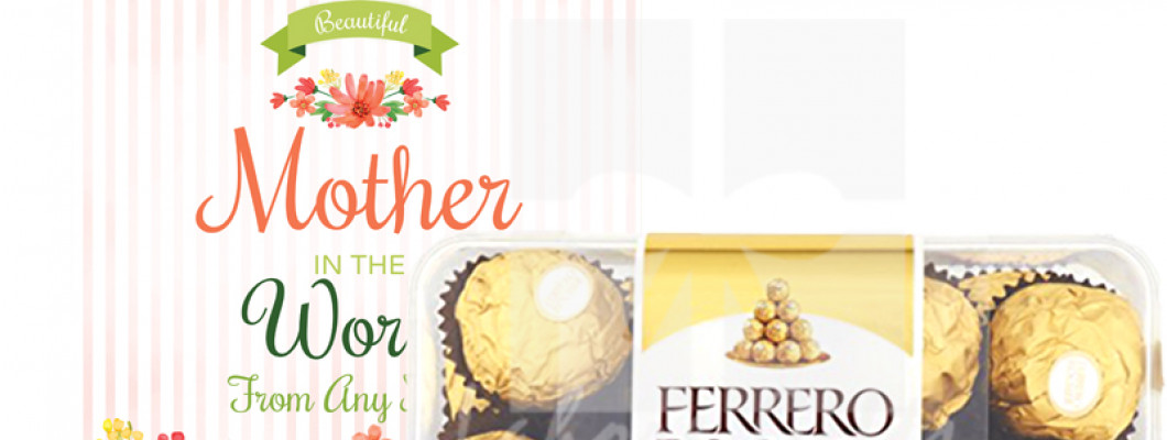 Top Five Gifts for Mother's Day Gifts Delivery in Lahore