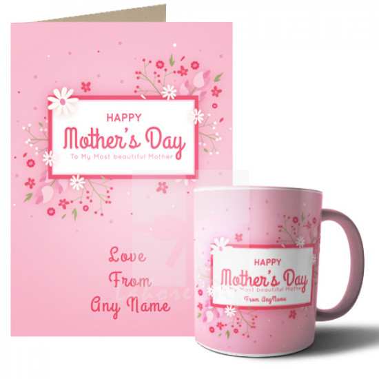 Personalised Combo for Beautiful Mother