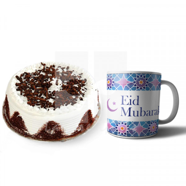 Eid Mug with Cake