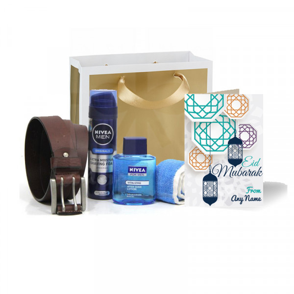 Nivea Hamper with Eid Card