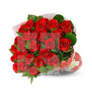 Loving 36 Red Roses Bouquet