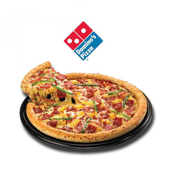 Domino Pizza Meal Deal for 2 Person