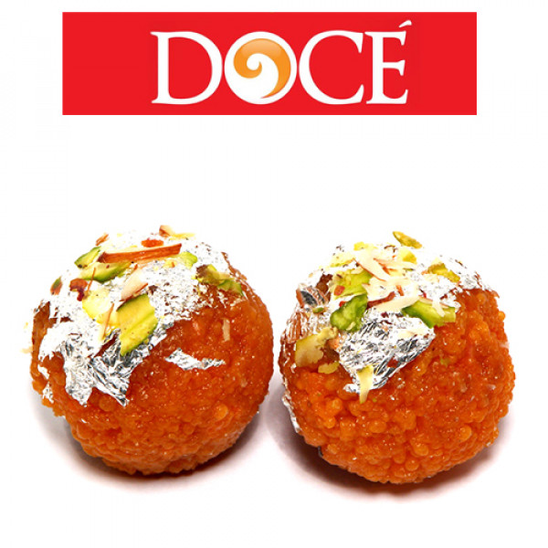 2Kg Moti Choor Ladu from Doce Sweets