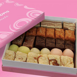 2Kg Mix Mithai from Jalal Sons