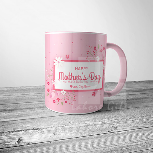 Personalised Mug for Beautiful Mother