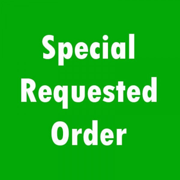 Special Requested Order